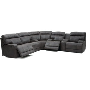 Lincoln Power Loveseat Recliner