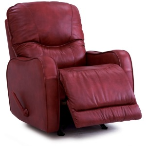 Yates Swivel Rocker Recliner Chair