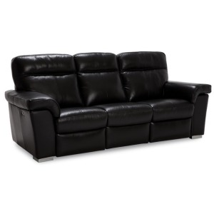 Alaska Sofa Power Recliner w/Power Headrest