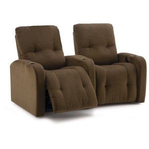 Auxiliary Armless Power Recliner