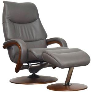 Q14 Quantum Reclining Chair w/Ottoman
