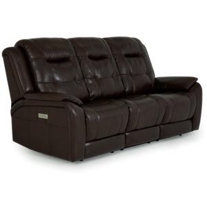 Valour Power Sofa w/Headrest and Lumbar
