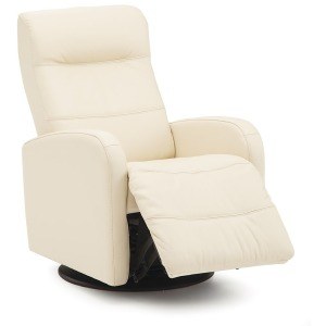 Valley Forge Swivel Glider Power Recliner