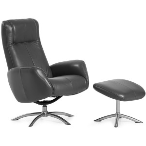 Q05 Quantum Recliner Chair & Ottoman