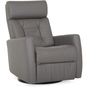 Baltic II Swivel Glider Power Recliner With/Power Headrest