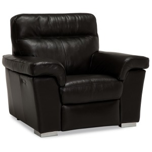 Alaska Wallhugger Power Recliner w/Power Headrest