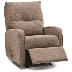 Theo Swivel Rocker Recliner Chair