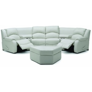 Dane Fabric Reclining Sectional