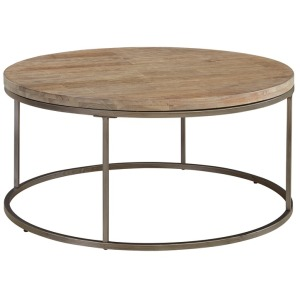Julien Round Cocktail Table -Acacia