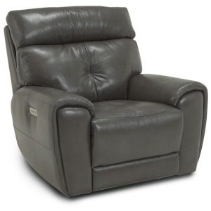 Aedon Wallhugger Power Recliner w/Power Headrest