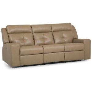 Grove Power Reclining Sofa w/Power Headrest