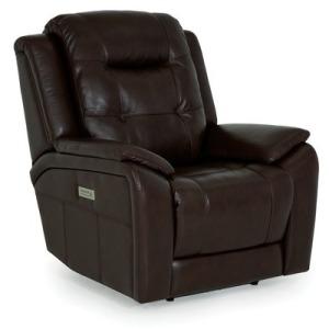 Valour Power Wallhugger Recliner w/Headrest and Lumbar