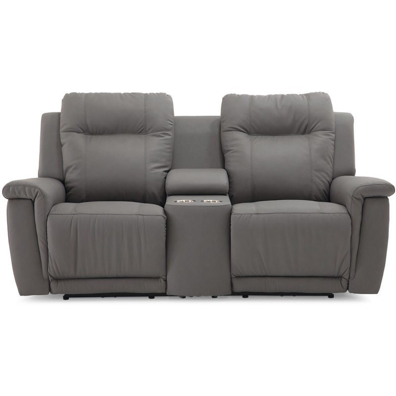 Enjoyable Riley Console Loveseat Power Recliner With Power Headrest By Bralicious Painted Fabric Chair Ideas Braliciousco