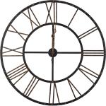 Time Stands Still Clock Metal