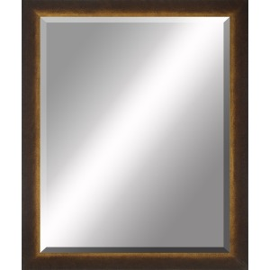#537 22 x 28 Beveled Beveled Mirror