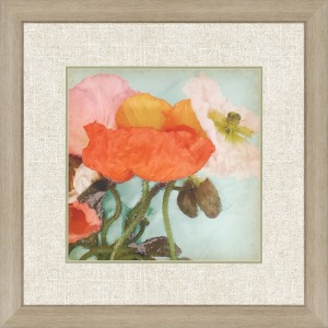 Aquatic Poppies II Gicle