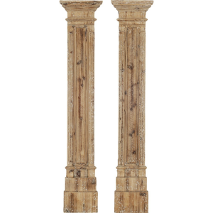 Rustic Columns - Set of 2