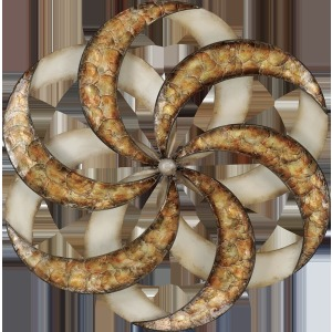 Pinwheel Metal