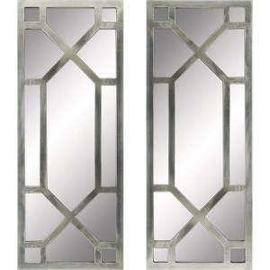Regency Mirror S/2