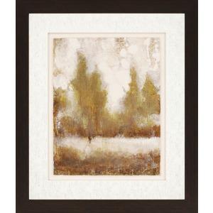 Gilded Tree Silhouette II Gicle