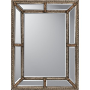 European Grandeur Beveled Mirror
