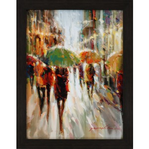 Evening Showers Gicle