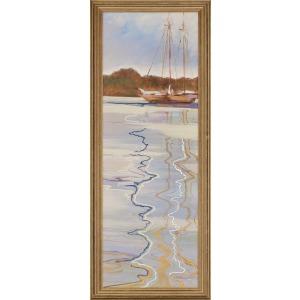 Blue Reflections II