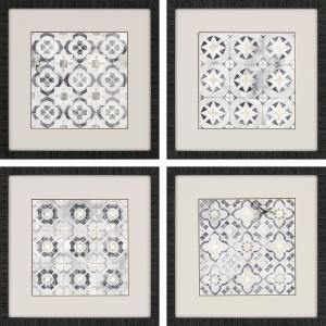 Marble Tile Design S/4