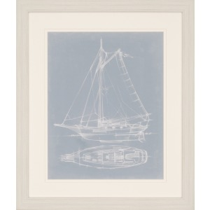 Yacht Sketches IV Gicle