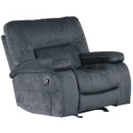 Chapman-Polo Manual Glider Recliner