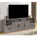 Vector TV Console - Fieldstone