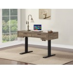 "Brighton 48"" Power Lift Desk"