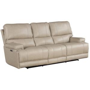 Whitman Power Cordless Sofa -Verona Linen