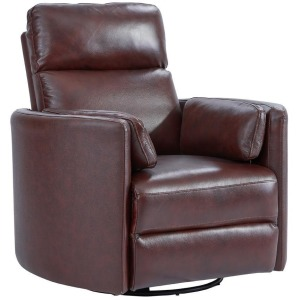 Radius Florence Burgundy Power Cordless Recliner