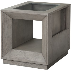 Pure Modern End Table - Moonstone
