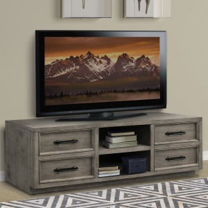 Billboard 68 in. TV Console - Fieldstone
