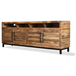 Crossings Downtown 86 in. TV Console