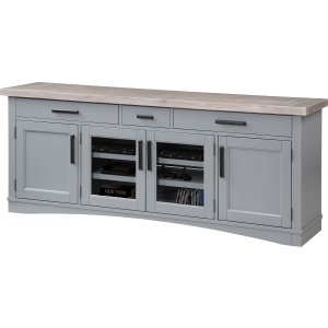 Americana Modern - Dove 76in TV Console
