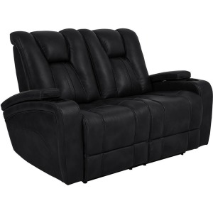 Optimus Midnight Power Loveseat