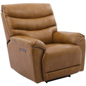 Duke Butterscotch Power Recliner