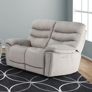 Nelson Rain Power Loveseat