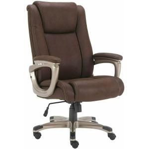 Desk Chair - Dark Kahlua