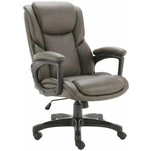 Fabric Desk Chair - Grand Slam Mocha