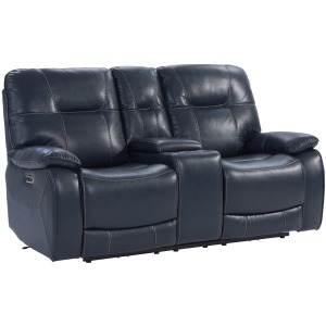 Axel Admiral Power Console Loveseat
