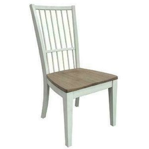 Americana Modern Spindle Back Dining Chair - Cotton
