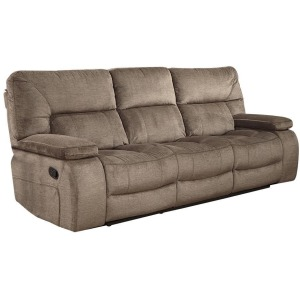 Chapman Manual Triple Reclining Sofa - Kona