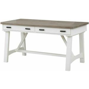 "Americana Modern - Cotton 60"" Writing Desk"