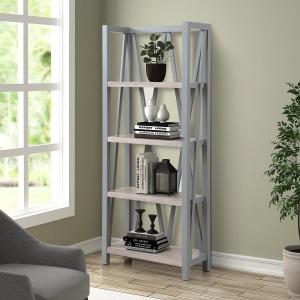 Americana Modern - Dove Etagere Bookcase