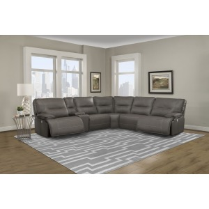 Spartacus Haze 6PC Sectional