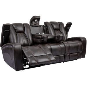 Optimus Truffle Power Sofa